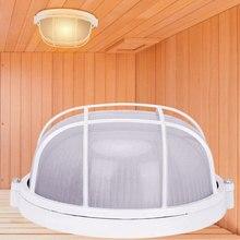 Anti-High Temperature Round Lamp Sauna Room Light Explosion Proof Waterproof Ceiling Light Khan Steam Room Accessories