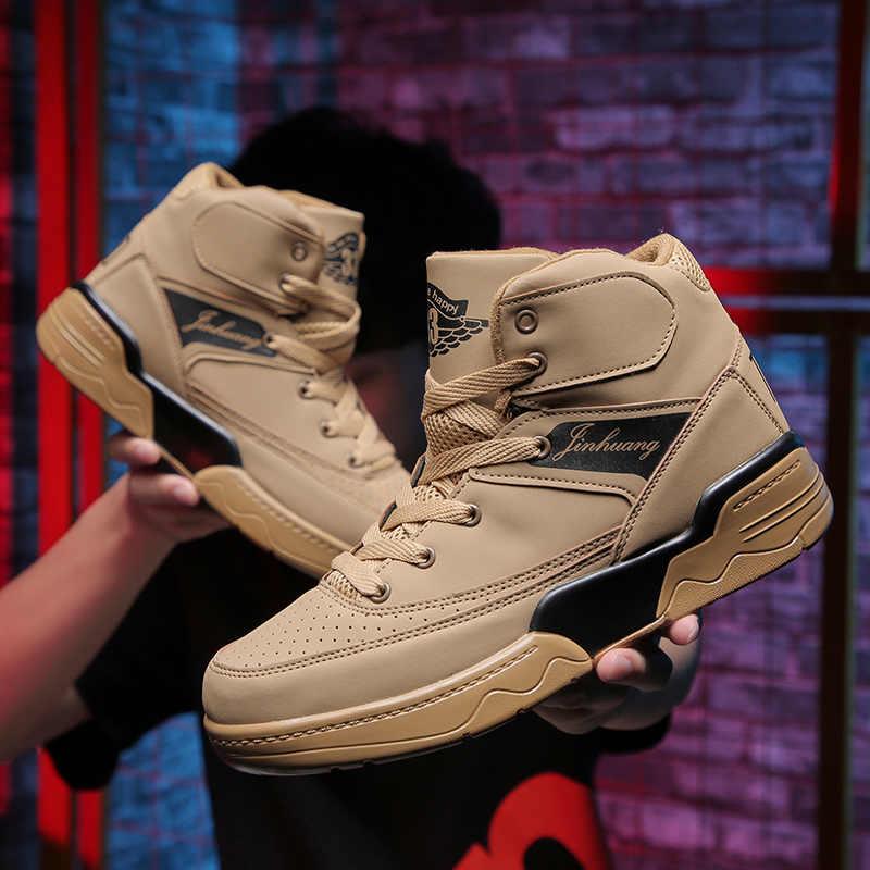2019 Профессиональная баскетбольная обувь Lebron James с высоким берцем ботинки для