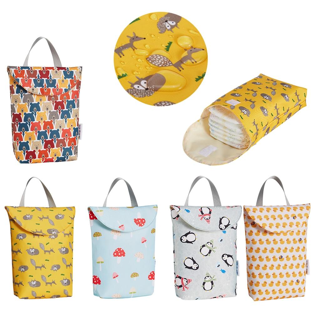 Diaper Bag Maternity Bag Reusable Nappy Bag Multifunctional Nursing Bag Travel Diaper Bag Organizer Waterproof Stroller Bag Baby