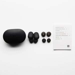 Image 5 - Xiaomi redmi airdots sem fio bluetooth 5.0 in ear fones de ouvido baixo estéreo de carregamento controle ai mic handsfree earbud cn versão