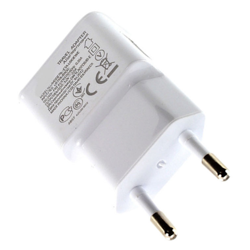 5V2A USB <font><b>Charger</b></font> Smart Mobile Phone <font><b>Charger</b></font> Travel wall <font><b>Charger</b></font> Adapter EU Plug For Note5 Note6 <font><b>Galaxy</b></font> S6 S7 S8 <font><b>A8</b></font> A9 image
