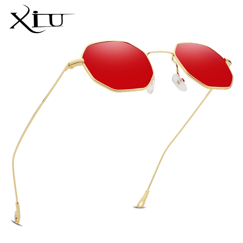 Scaling Sunglasses Unisex Classic Square Frame Reflective Lens Radiation UV Protection Shades Goggles Eyewear