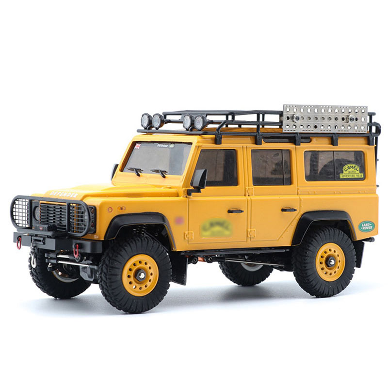 Orlandoo Hunter RC Ceawler Model Car KIT for Tundra 1:32 New Pickup Truck DIY Parts Kit Not Painted RC Car Assembled Spare Parts