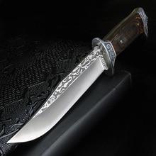 סואן פנג חיצוני ציד קצר סכין הגנה עצמית נייד רב פונקציה קשיות גבוהה סכין קמפינג הישרדות סכין