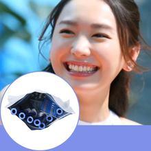 Kit de clareamento dos dentes instrumentos kit de cuidados orais dentes clareamento gel sem bolhas 10 pçs kit de clareamento dos dentes