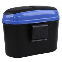 Auto Auto Trash Müll Staub Müll Bin Können Box Halter Haken Zufällige Farben|Abfallbehälter|   -