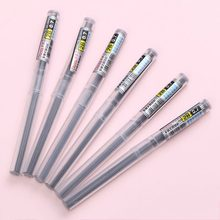 Автоматический карандаш 4 шт/лот высококачественный черный с