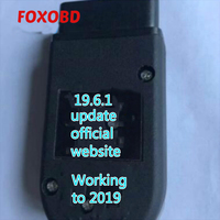 OBD2 cable V2 18.9 and 19.6.1 for vw for audi for seat for skoda obd scanner update free official website