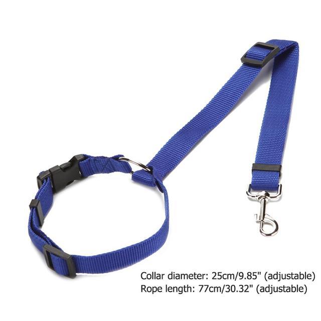 Adjustable Pet Dog Car Seat Belt Puppy Safety Vehicle Seatbelt 6