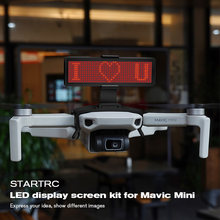 Startrc mavic мини аксессуары led Экран дисплея комплект Расширения
