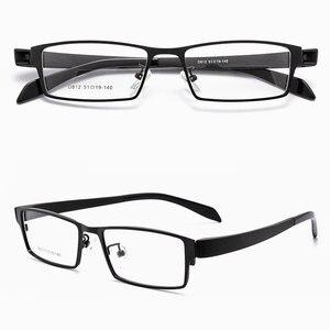 Image 1 - Reven bate marco frontal de aleación para gafas de hombre y mujer, TR 90 de plástico Flexible, patillas ópticas, montura para gafas, D812