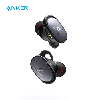 Anker Soundcore Liberty 2 Pro TWS Bluetooth настоящие беспроводные наушники со студийной производительностью, 8h время воспроизведения, персональный эквалайзер HearID