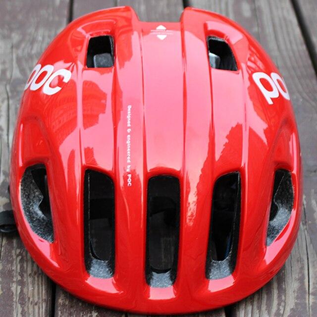 POC Novo Dia Da Corrida ventral rotação Estrada Capacete de Ciclismo Eps Mtb Ultraleve Mountain Bike Segurança Conforto das Mulheres Dos Homens de Bicicleta 3