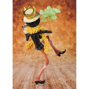 Image 2 - One Piece 20th Anniversary Brook Action Figure 1/8 scale painted figure Zero Anime Ver. Brook PVC figure Toy Brinquedos Anime