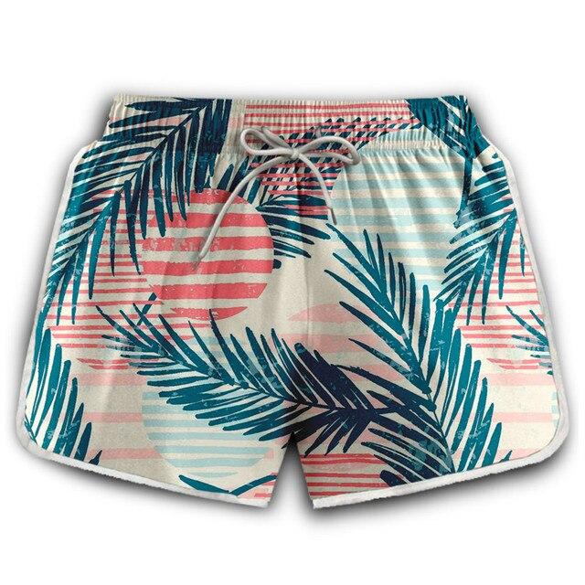 New Men Beach Board Shorts Quick-drying Men Swimming Trunks Men Swimwear Swimsuit Beachwear Beach Shorts Bathing Shorts