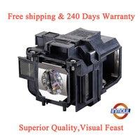 Alta qualidade lâmpada do projetor para elplp88 para powerlite 98 h/powerlite 99wh/powerlite hc 1040/powerlite hc 2040/powerlite hc 2045