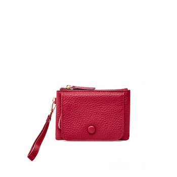 Ladies Wallet Walet for Women Small Wallet/slim Monedero Leather Clutch Bag Card Cartera Hombre Carteira