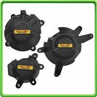 Engine Case Cover Slider / Protector fit for HONDA CBR650R CBR650F CB650R CB650F 2014 2015 2016 2017 2018 2019 2020