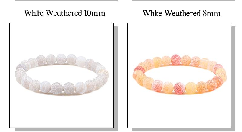 Bracelet pierre naturelle couleur acidulée | oko oko