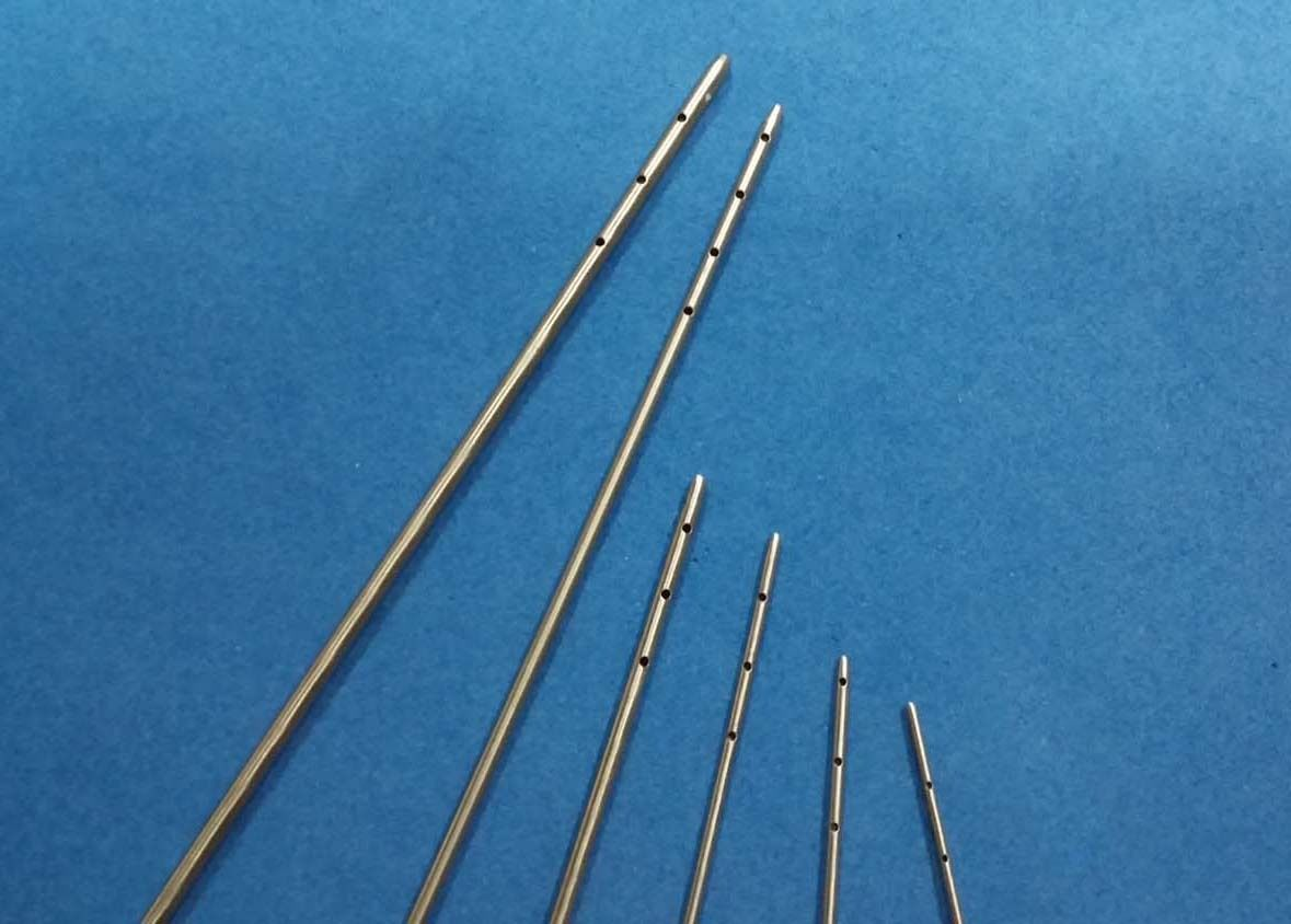 Купить с кэшбэком 5pcs Tumescent infiltration liposuction cannula