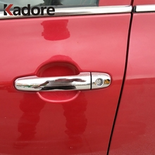 For Toyota Corolla 2003 2004 2005 2006 2007 2008 ABS Chrome Door Handle Cover Trim Car Accessories  Car Styling