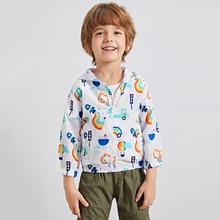 Kids Clothes Boys Jackets Children Hooded Windbreaker Toddler Baby Coat Infant Waterproof Hoodies for Girls