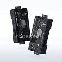 Dla iPhone X/XS/XS Max test płyty głównej oprawa dwupokładowy Tester funkcji płyty głównej z Qianli iSocket w Zestawy elektronarzędzi od Narzędzia na