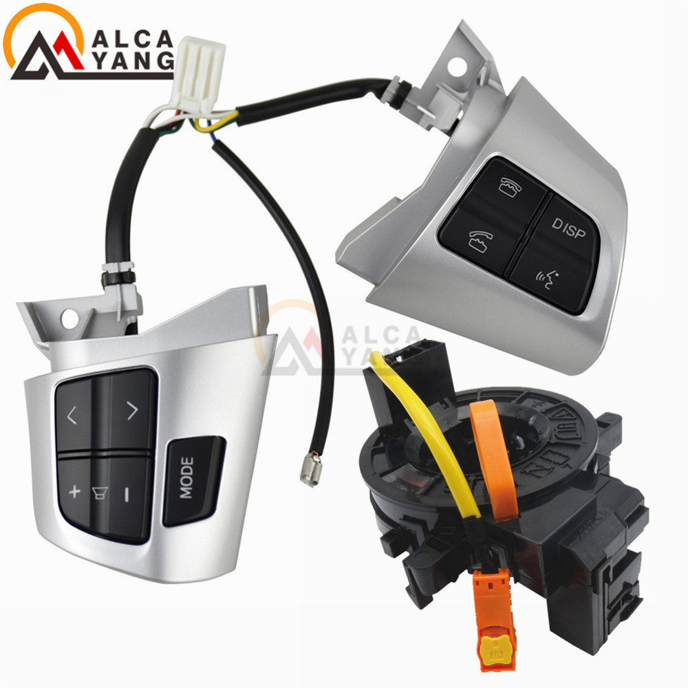 Premier Quality Steering Wheel Switches buttons for Toyota Corolla / Wish / Rav4 / Altis OE Quality Car Switches & Relays     - title=