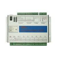 XHC MK6 CNC Mach3 USB 6 Axis Motion Control Card Breakout Board