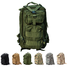 Outdoor Military Tactical Backpack Molle Nylon 30L Waterproof Bag Sports Camping Hiking Travel Fishing Hunting Bags
