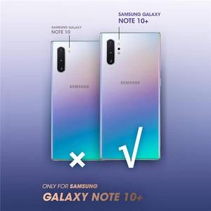Image 2 - Чехол для Samsung Galaxy Note 10 Plus (2019) i Blason Cosmo полностью блестящий Мраморный чехол без встроенной защитной пленки для экрана