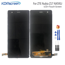 Original Display For ZTE Nubia Z17 lite NX591J LCD Display Touch screen Digitizer Replacement 5.5 For Nubia NX591J Repair kit jonsnow full coverage tempered glass for zte nubia z17 lite 5 5 inch protective film for zte nubia m2 lite screen protector