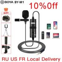 BOYA BY-M1 3.5mm Audio Video Recorder