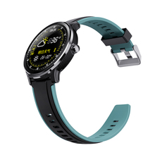 SN80 New Smart watch Full Touch Round Screen Heart Rate Blood Pressure Multi-motion IP68 Call Reminder Wristband
