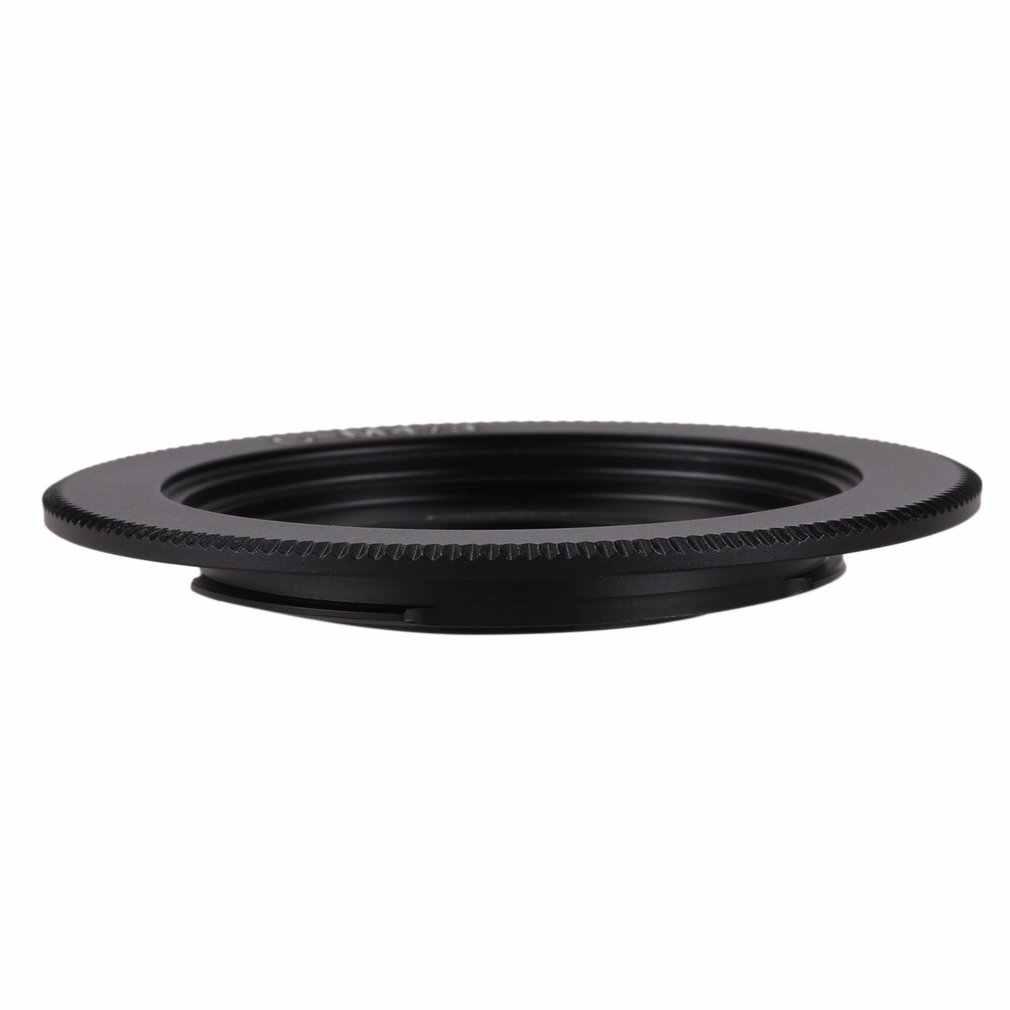 Lente de película C Puerto C-M4/3 anillo adaptador c-m43 G6/GF5/GH1 para Olympus E-P5 E-P7L adaptador de lente de montaje de rosca