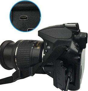 Image 4 - Erilles USB câble ligne de transmission adapté CASIO EX JE10 EX N5 EX ZS5 caméra de EX Z28