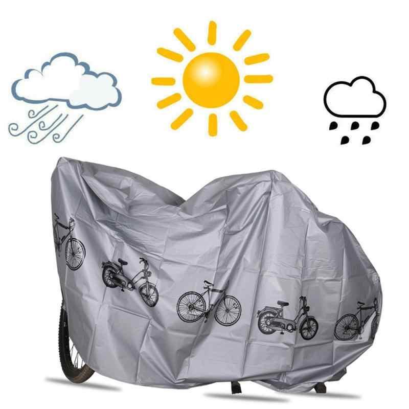 Bicycle Bike Cover Universal Dust Rain Garage Storage Protect 210*100cm Outdoor