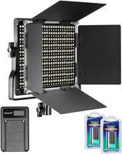Neewer двухцветный 660 светодиодный видео свет с регулируемой