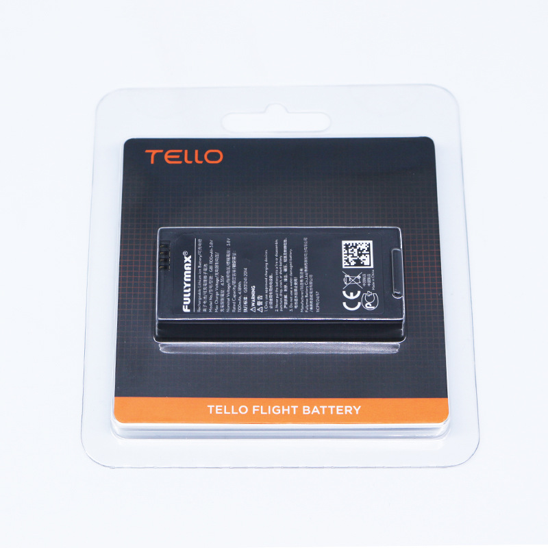 Tello Origional Product Battery Unmanned Aerial Vehicle Smart Original Factory Battery Charger Accessories DJI Technology