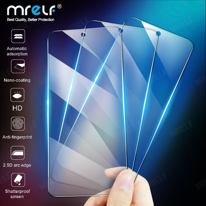 Tempered Glass for Xiaomi Mi 9t 9 SE t 9 Screen Protector Mi9t Mi8 Mi9 Protective A2 Lite A3 Glass for Xiaomi Mi 9 9t 8 Lite Pro(China)