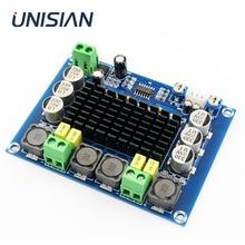 UNISIAN TPA3116 2.0 ช่องเครื่องขยายเสียง TPA3116D2 2X120W High Power Digital สเตอริโอ Audio Power Amplifiers
