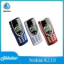 Nokia – téléphone portable 8210 reconditionné et déverrouillé 2G, GSM 900/1800 GPRS, classique, bon marché, livraison rapide et gratuite