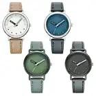 NO.2 Brand Woman Bracelet Watches Ladies Roman Numeral Stainless Steel Quartz Dress watches femal wristwatches - 6