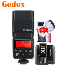 Godox Mini TT350O TT350 O 2.4G TTL GN36 HSS Camera Flash Speedlight X1T O Transmitter Trigger For Panasonic Olympus Lumix