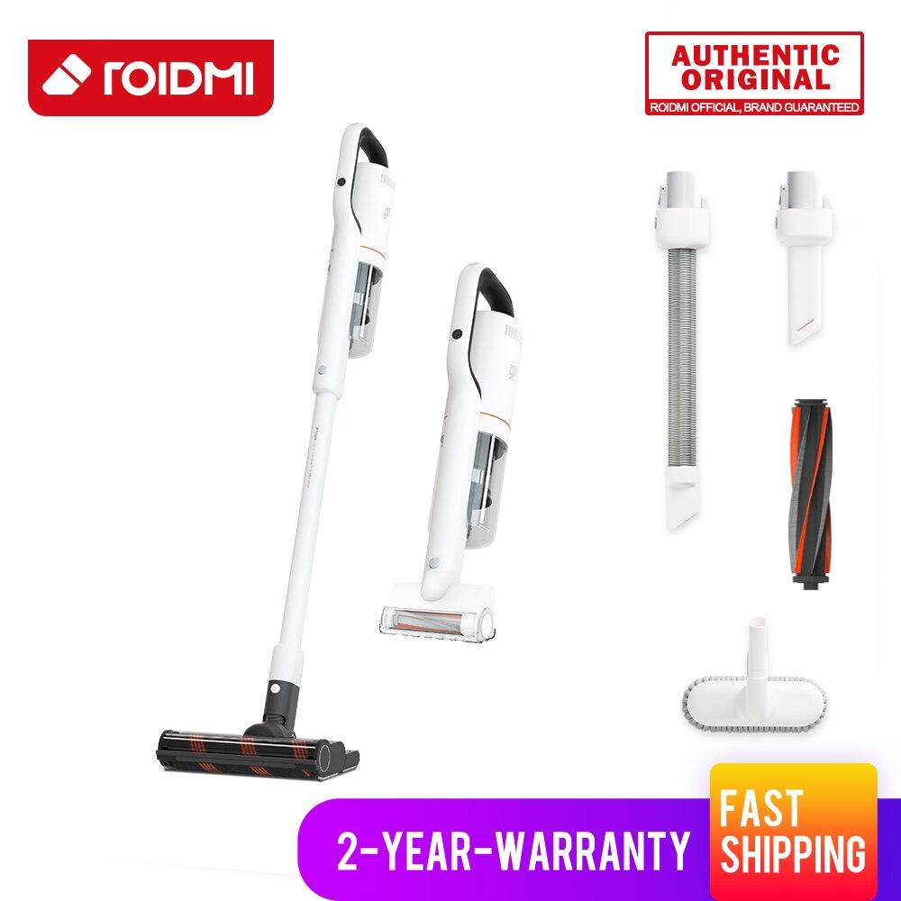 *ORIGINAL* ROIDMI NEX Handheld Vacuum Cleaner For Home - 2 In 1 Mop & Vacuum - 25000Pa Suction Power - Lifetime Global Repair