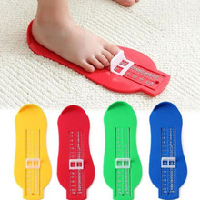 Toys Measuring-Ruler Foot-Shoe Toddler Baby Gauge-Tool-Device Gadgets Souvenirs Learning