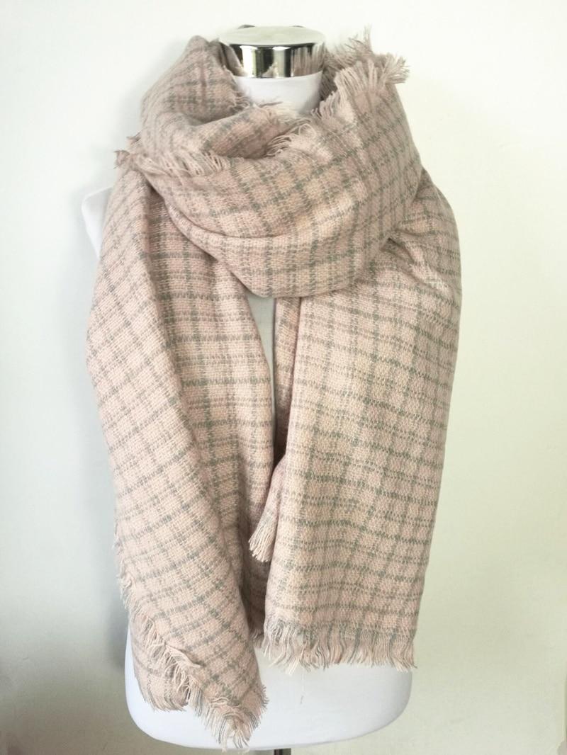 Շքեղ բրենդ Kallove շարֆ ՝ ձմեռային Շարֆեր - Հագուստի պարագաներ - Լուսանկար 5