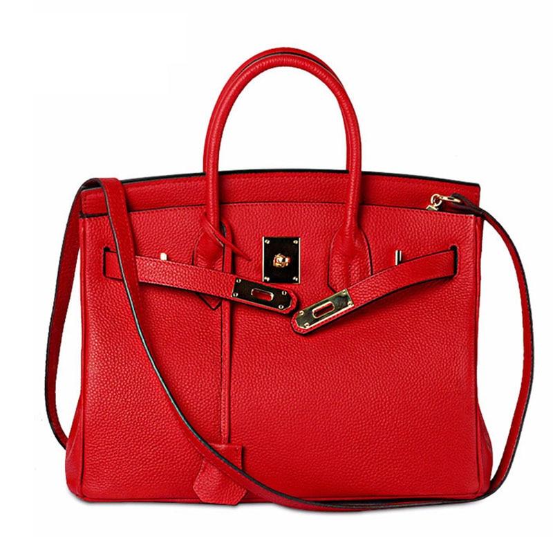 2020 New Lock Designer Luxury Genuine Leather Women Bag For Messenger Shoulder Bags Crossbody Lady Handbags Famous Brands Bags