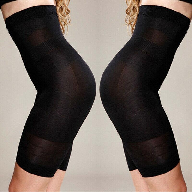 HOT Women Body Shaper Slim Tummy Corset High-Waist Shapewear Panty Underwear Sexy solid color stretch breathable body shaping