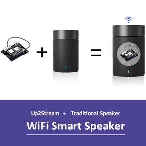 Image 3 - Up2Stream WiFi 오디오 수신기 모듈 (Spotify Airplay 포함) DLNA 24Bit 192KHZ FLAC Multiroom 무료 Android IOS App